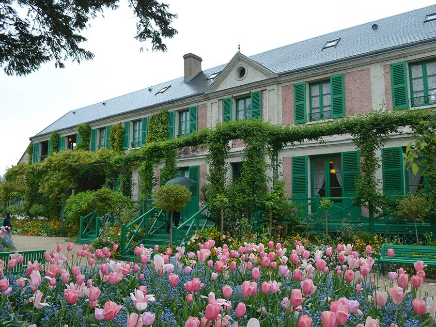 Claude Monet, jardinier du rêve