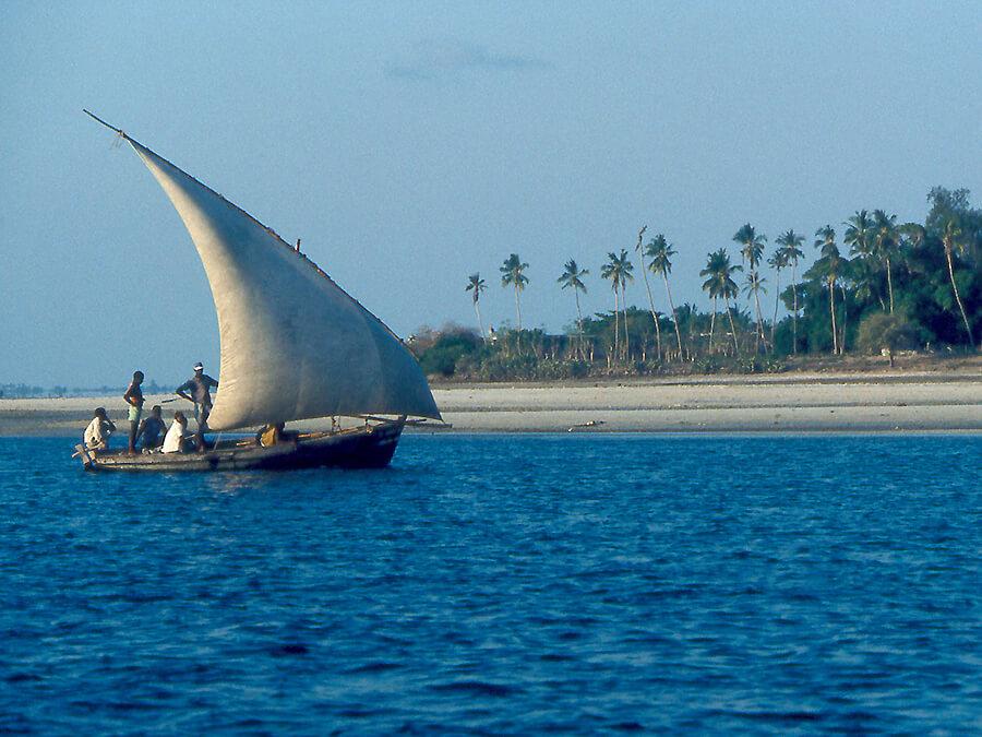 Le canal du Mozambique