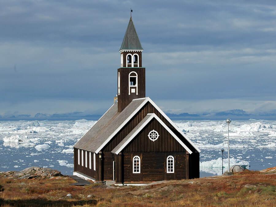 Les secrets de la calotte glaciaire du Groenland