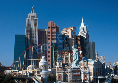 """Las Vegas (= la vallée fertile), ville surnommée """"Sin City"""" ou ville du péché !"""
