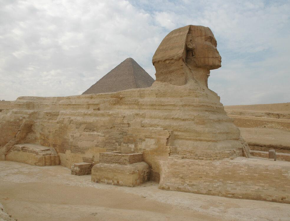 Antiquités et richesses sous-marines des Pharaons