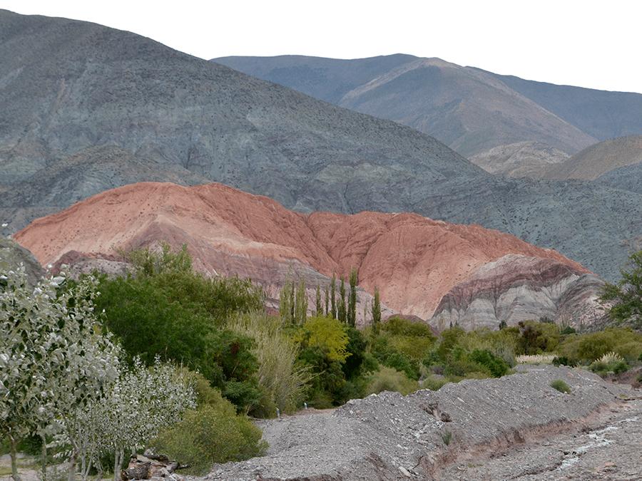 Les Andes : Les couleurs de la Terre